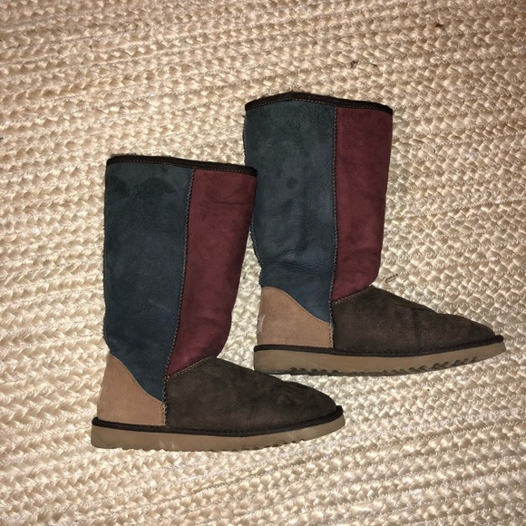 ugg Classic tall Boots Multi
